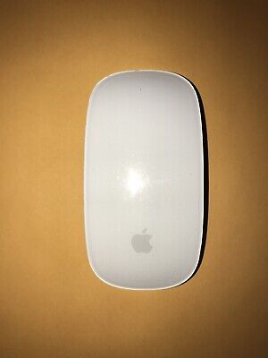 Apple Magic Mouse 2 A1657 Tactile/Multi-Touch Mouse - Silver