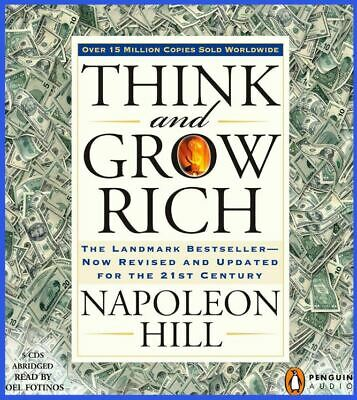 Think and Grow Rich: Now Revised and Updated (E-B𐌏𐌏K 📩)🥇 FAST DELIVERY 📩📕