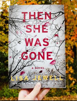 ⚡ THEN SHE WAS GONE by Lisa Jewell &{P.D.F}🔥