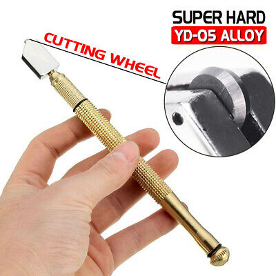 Professional Glass Cutter Oil Lubricated Quality Tungsten Carbide Precision Tool