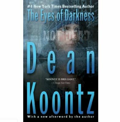 the eyes of darkness by dean koontz (P.D.F) E B00K - Fast Delivery 📔