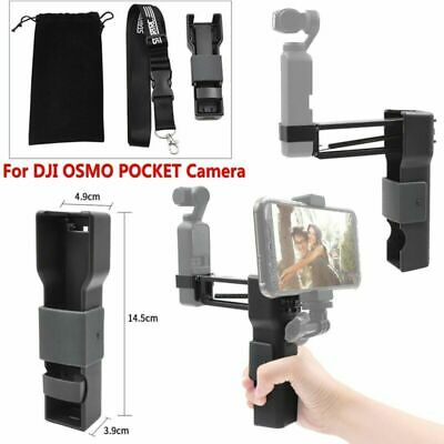 For DJI OSMO POCKET Camera Handheld Z-Axis Stabiliser Bracket Mount +Lanyard New