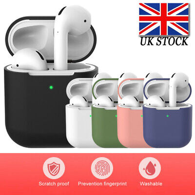 Case Cover Silicone Skin AirPod Pro Earphone Charger Cases For Apple AirPods USA