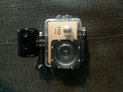 hd 1080p go pro brand new never used