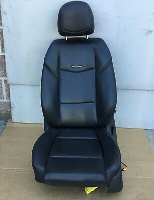 13 2013 Cadillac ATS leatherette w/heated Front Left Seat OEM E