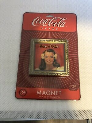 """Coca-Cola '1945 Have a Coke"""" Magnets  LOT of 47 NOS"""