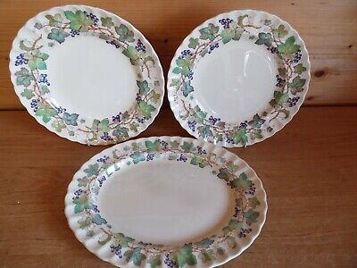 Spode Monticello Vine Dinner Plate/Platter - Factory Seconds - Please Choose