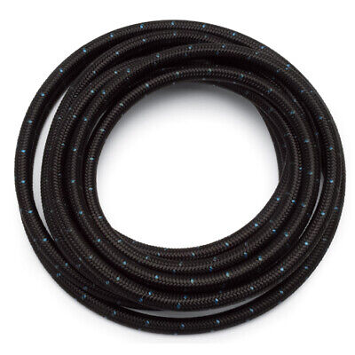 Russell 632123 ProClassic Black Braided Hose -8 AN 10 ft. Length