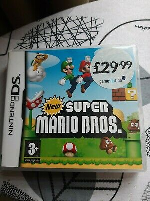 Super Mario Bros for Nintendo DS