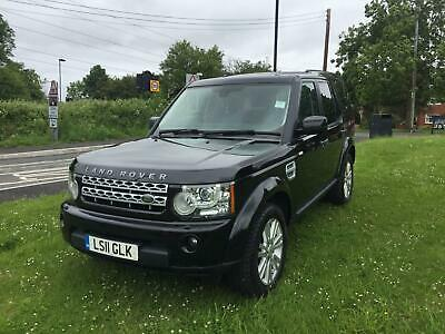 2011 Land Rover Discovery 4 3.0 TDV6 4X4 Auto HSE