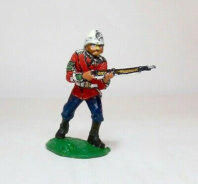 MINIMEN Lead Toy Soldier SGT. BOURNE OF THE BRITISH INFANTRY