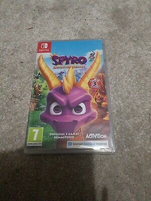 Spyro Reignited Trilogy for Nintendo Switch