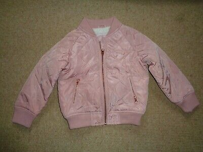 Girl pink jacket from Primark 5-6 years