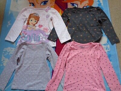 Girl tops bundle 4-6 years