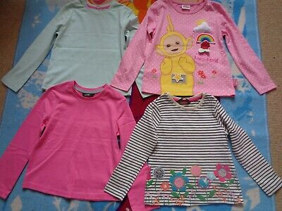 Girls tops bundle 5-6 years