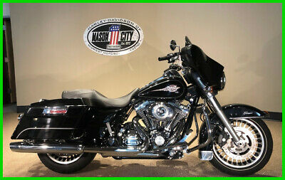 2011 Harley-Davidson Touring Electra Glide® Classic 2011 Harley-Davidson FLHTC Electra Glide Classic Vivid Black