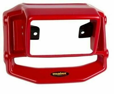 Maier Headlight Shell Red for Honda ATC250R 1986