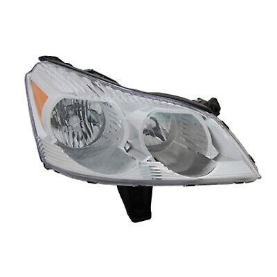 Aftermarket Replacement Passenger Side Headlight Assembly 114-01242R