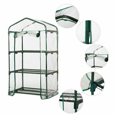Tomato Growbag Growhouse Mini Outdoor Garden Greenhouse Cover By Garden PVC s
