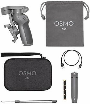 2491665-Dji Osmo Mobile 3 Combo Kit Stabilizzatore Gimbal a 3 Assi, Compatibile