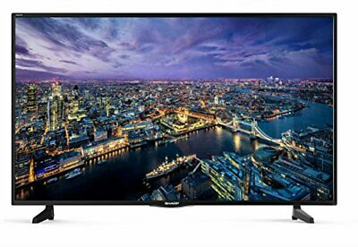 "2491667-Sharp Aquos Smart TV da 40"", Full HD, suono Harman Kardon, [Esclusiva Am"