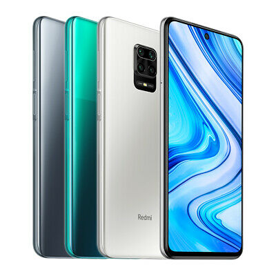 Xiaomi Redmi Note 9 Pro 6Go 64Go Smartphone NFC Version Global 30W Charge rapide