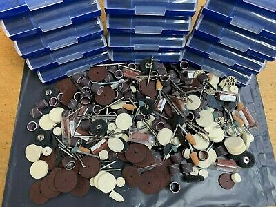 DREMEL ACCESSORIES LOOSE BULK CLEARANCE + CASES - bag 2
