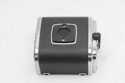 Hasselblad A12 V-Button Roll Film Back Chrome                               #986