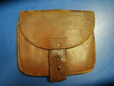 W.w.i French Lebel Pouch Brown