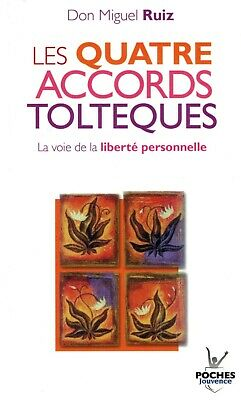 Les Quatres Accords Toltèques - Ebook/PDF