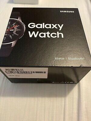 Samsung Galaxy Watch 46mm Box Only