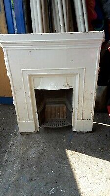 Original  Cast iron Fireplace  L30 X H39 INCHS Can deliver London Essex or Kent