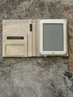 Barnes & Noble Nook 2nd Edition 2GB, Wi-Fi, 6in - White/Gray