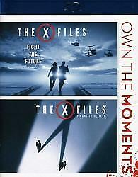 X-Files Fight The Future I Want To Believe Double Feature Blu-Ray