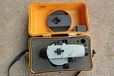 Zeiss Ni40 Engineering Survey Automatic Level with case