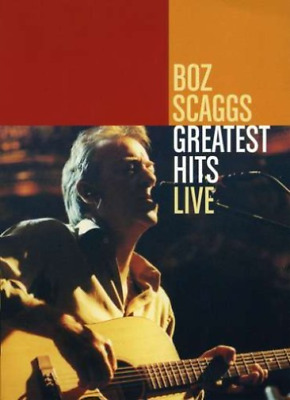 Scaggs,Boz-Greatest Hits Live Dvd New