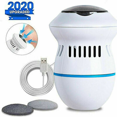 Portable Electric Foot Grinder File Callus Removers Rechargeable Pedicure Tool