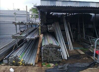 Used Scaffolding Poles And Fittings