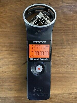 Zoom H1 Handy Portable Digital Recorder with 4GB SD Card