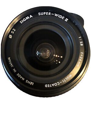 nikon  LF-1 fit Sigma 24mm Prime Super Wide II Lens