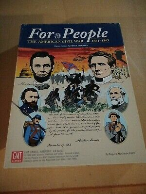 Gmt Games - For The People