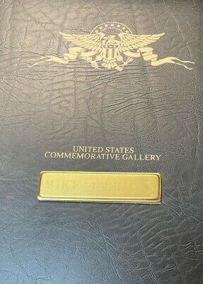 United States Commemorative Gallery Presidential Golden Dollar Collection