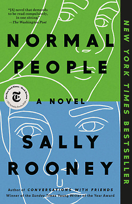 Normal People Paperback By Sally Rooney - February 18 2020 BRAND NEW