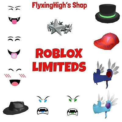 🔥 💯Roblox Limiteds Restocked Every Week 💯🔥