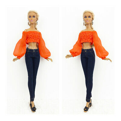 Fashion Royalty Handmade Outfit Integrity Toys Color Infusion Clothes