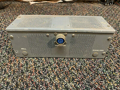 Ham Radio Antenna Control Box MFG #29581