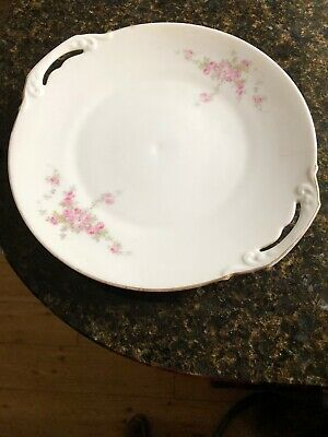 Attractive Fine Bone China Serving Plate - Bavarian