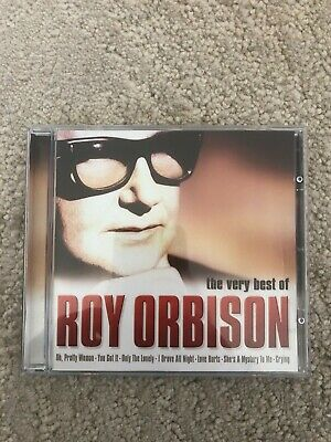The Very Best of Roy Orbison [Sony/BMG Australia] by Roy Orbison (CD, Legacy)