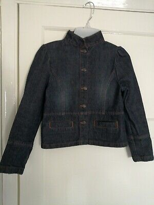 Girls Denim Jacket Age 8 Years