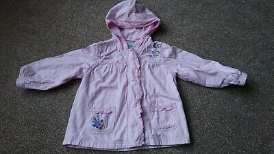 Pretty girl's coat from NEXT for 2-3 year old girl.